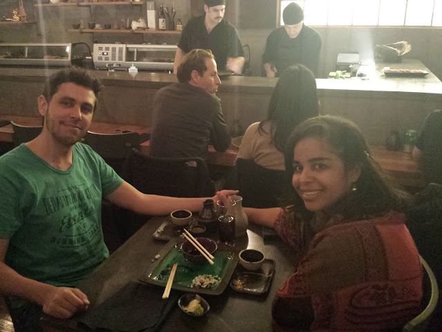 osaka restaurante japones chile