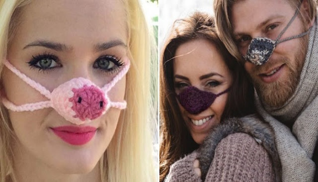 Κυκλοφόρησαν «σκουφάκια» μύτης
