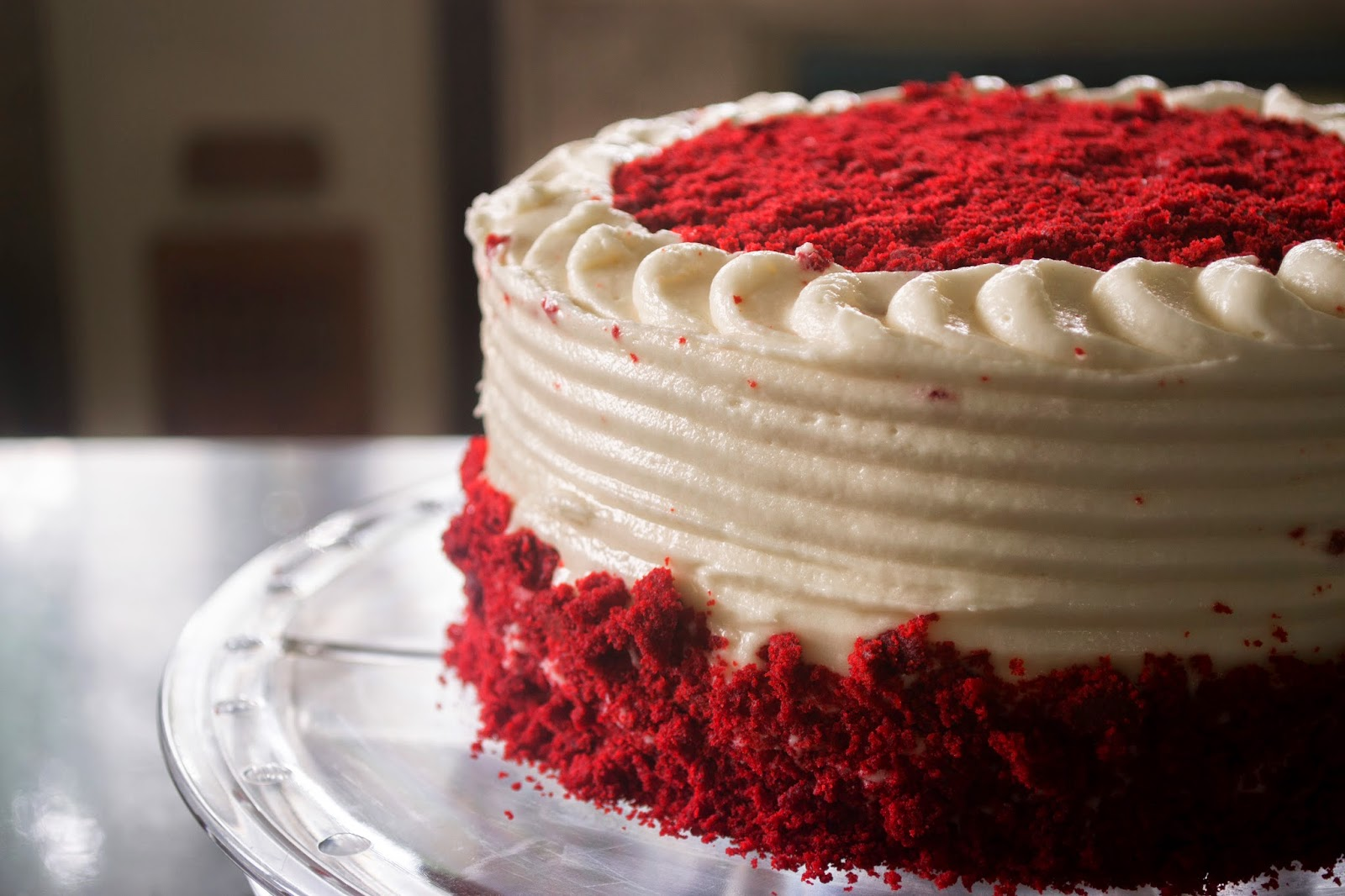 How To Make Red Velvet Cake Frosting Without Cream Cheese