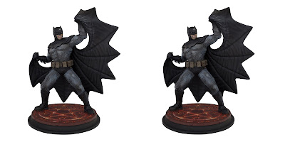 San Diego Comic-Con 2019 Exclusive DC Comics Batman Damned Statue by Icon Heroes