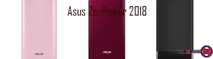 3 Generasi Terbaru Asus ZenPower 2018