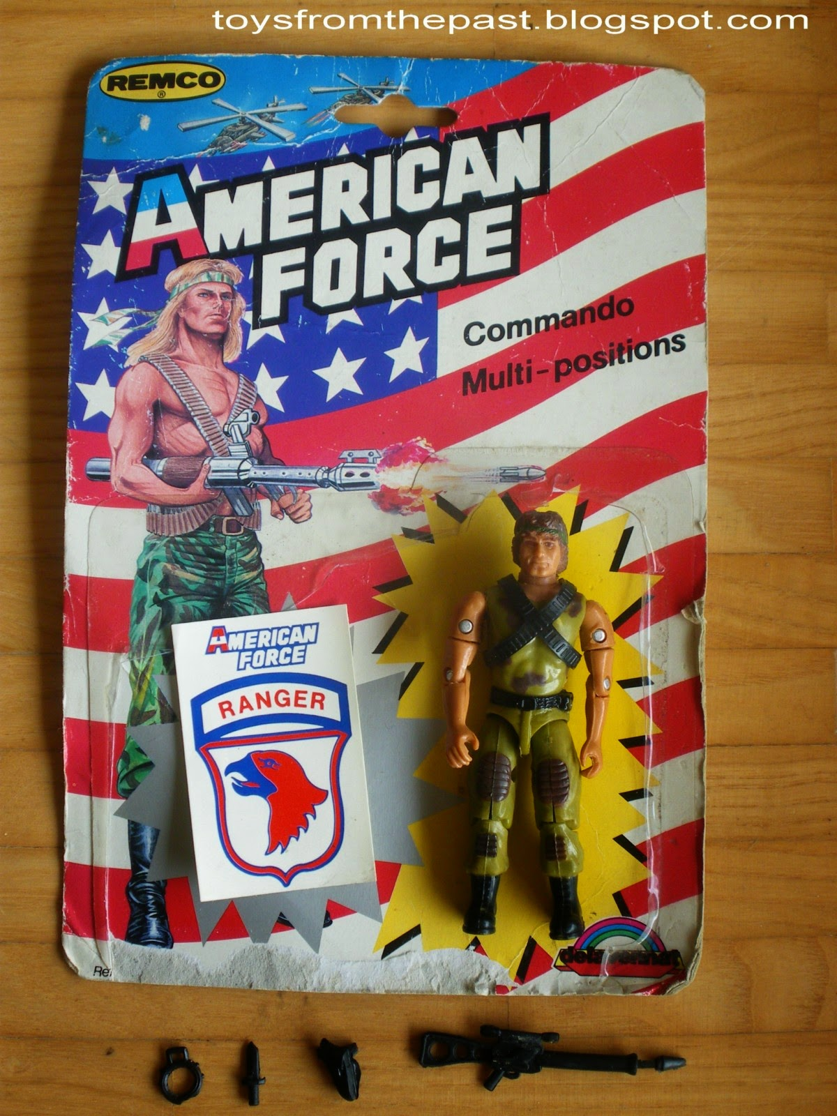 Toys From The Past 421 U S Forces American Force