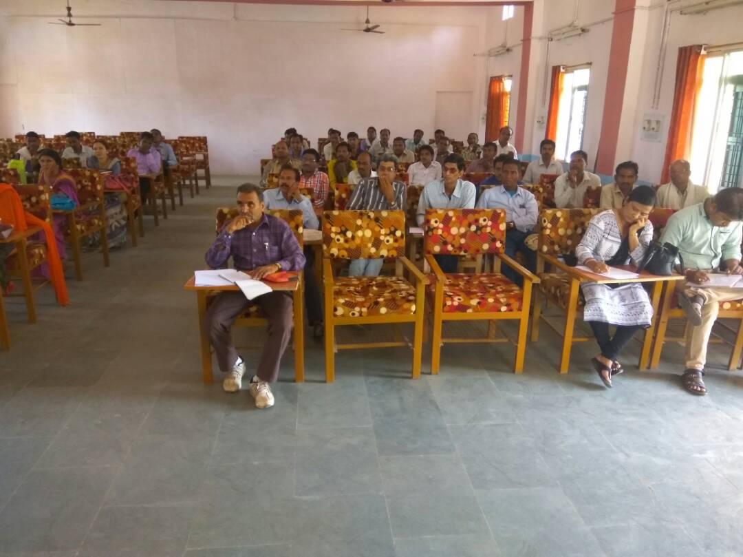 alpviram-programme-organised-meghnagar-अल्प विराम कार्यक्रम का हुआ आयोजन