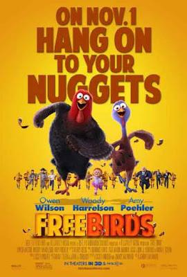 Free Birds (2013) Sinopsis