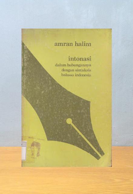 INTONASI, Amran Halim