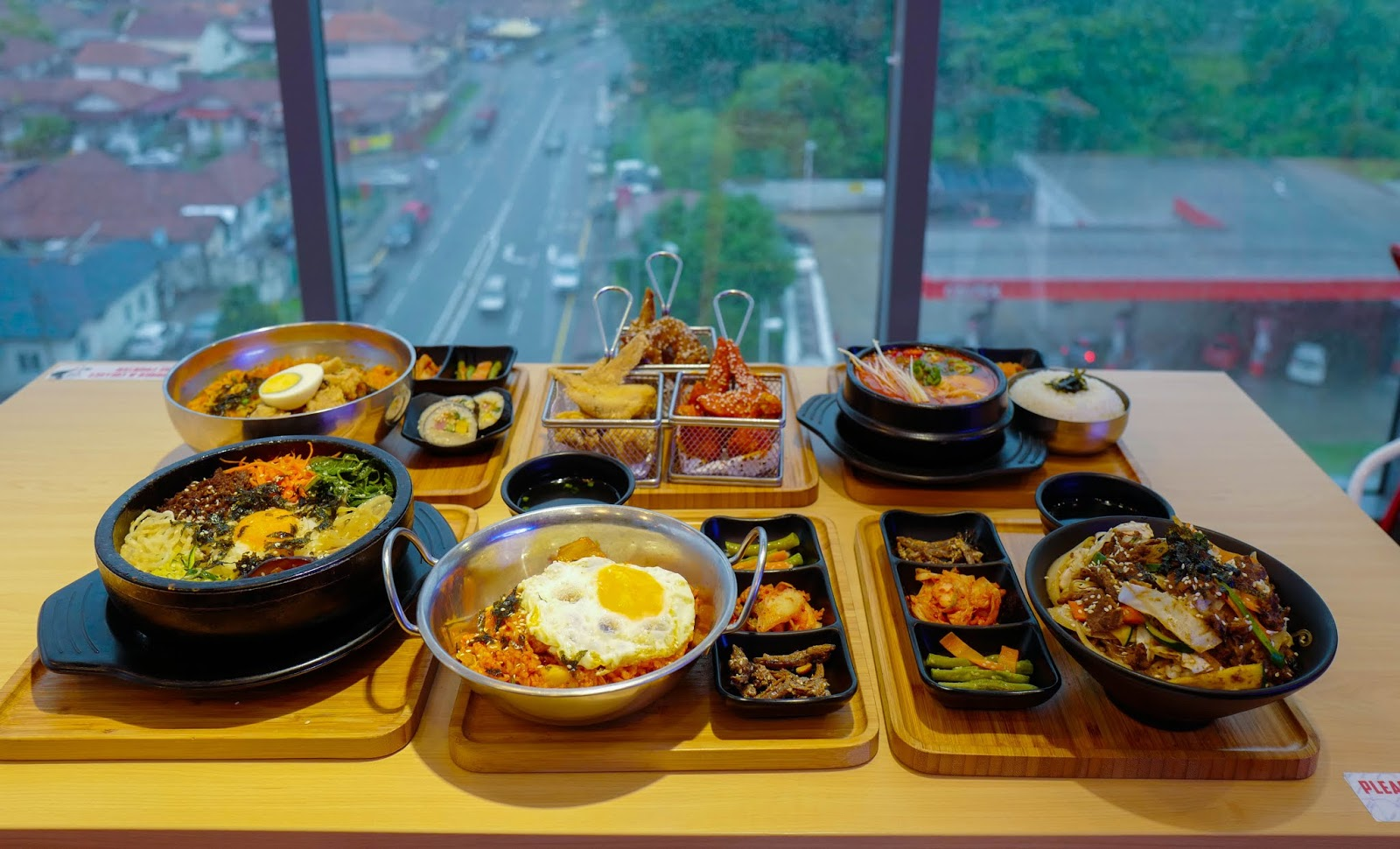 sunway velocity mall: top six korean restaurants for ramadan