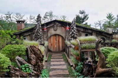 Farm House Lembang, Wisata bandung