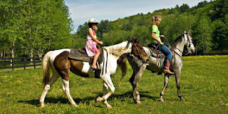 Adventure - Camping and Horse Back Riding
