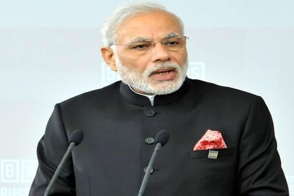Modi-to-reach-Goa-for-BRICS-hails-BIMSTEC