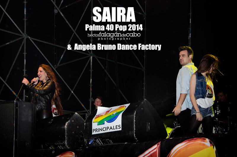 Saira en el Palma 40 Pop 2014. Héctor Falagán De Cabo | hfilms & photography.