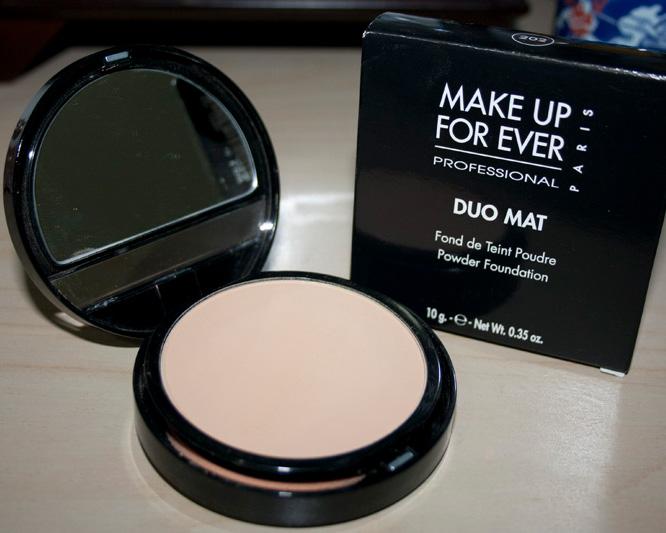 Makeup forever hd pressed powder