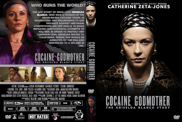 Cocaine Godmother DVD Cover