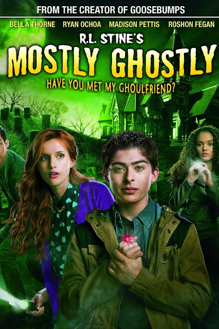 Mostly Ghostly: Have You Met My Ghoulfriend? (2014) ταινιες online seires oipeirates greek subs