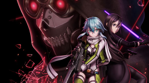 Sword Art Online: Fatal Bullet Game Opening Movie Streamed.
