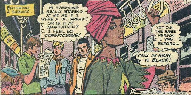 Supermans Girlfriend Lois Lane 106 November 1970 Outside The