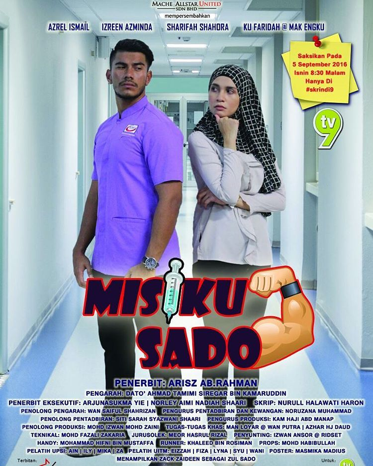 Sinopsis Telemovie Misiku Sado (TV9)