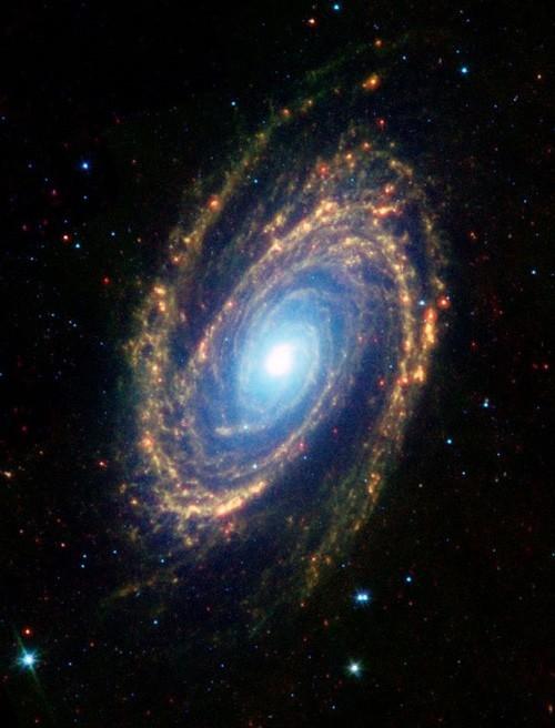 أغرب مجرات الكون مذهلة