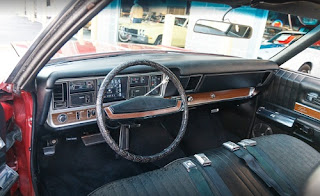 1970 Buick Riviera Gran Sport GS Cabin Interior