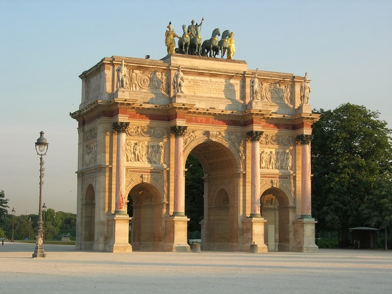 Arches - Top 10 Sites in Paris