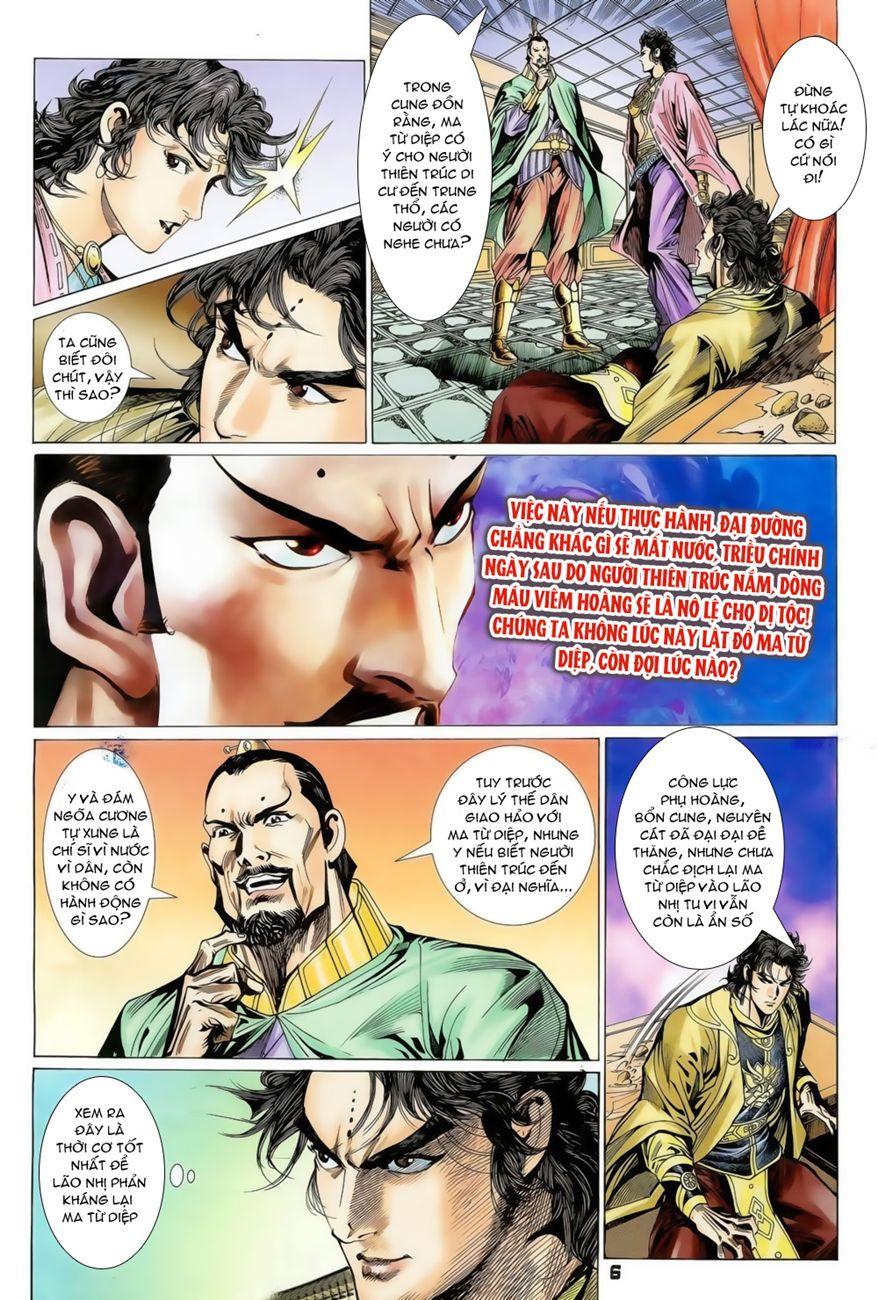 Đại Đường Uy Long chapter 74 trang 6