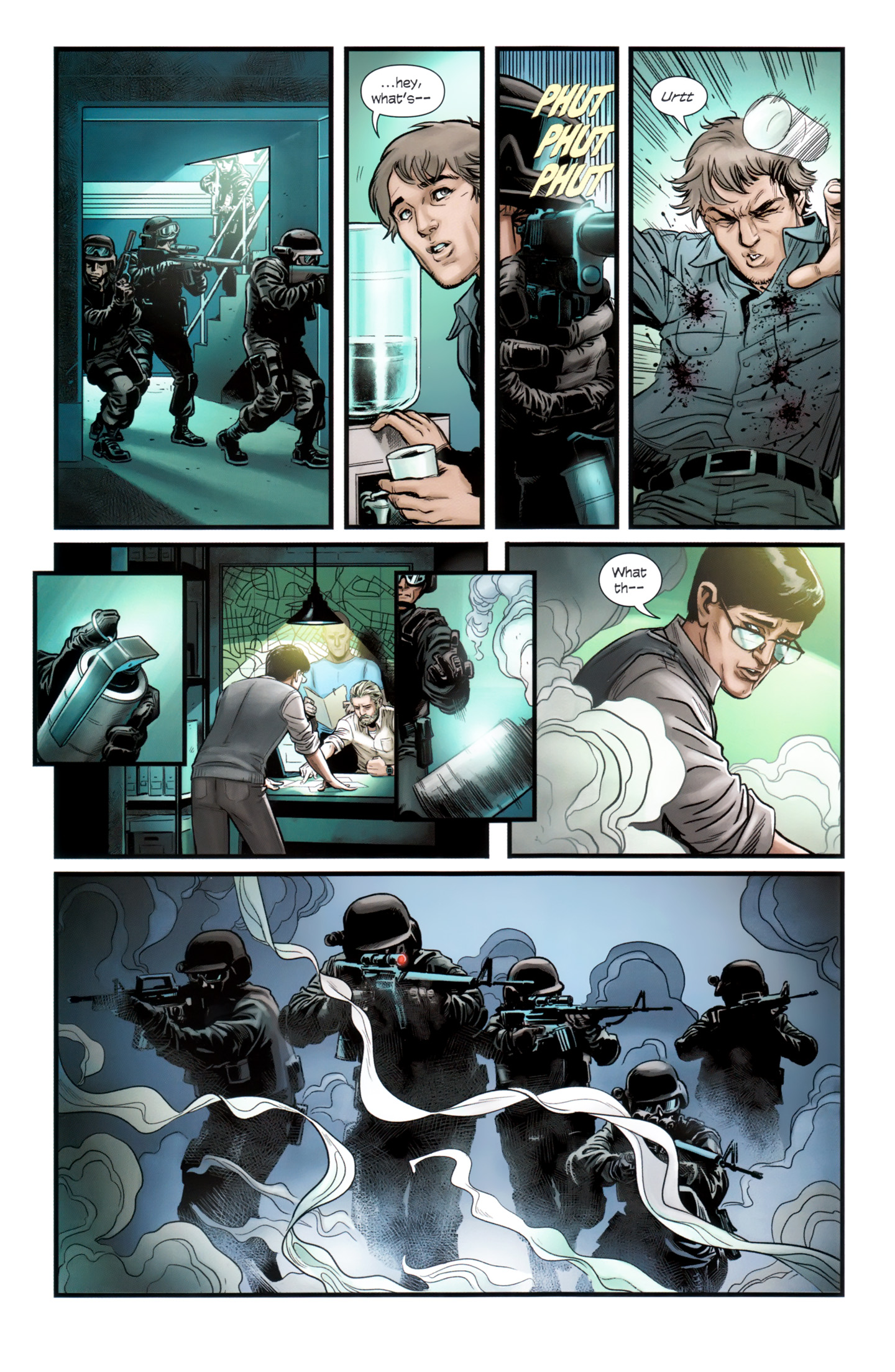 Read online Assassin's Creed: The Fall comic -  Issue #Assassin's Creed: The Fall _TPB 1 - 7