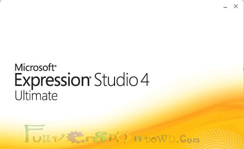 Microsoft Expression Studio Ultimate Latest Full