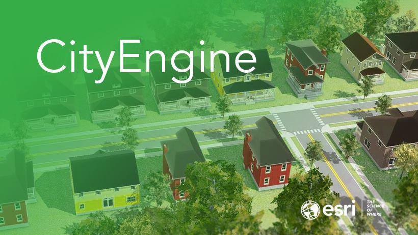 Esri City Engine 2016 0 İndir + Crack + Kurulum | Siber Türkiye