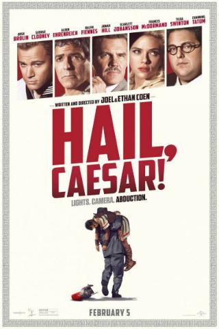 Hail, Caesar! [2016] [DVDR] [NTSC] [Custom – HD] [Subtitulado]