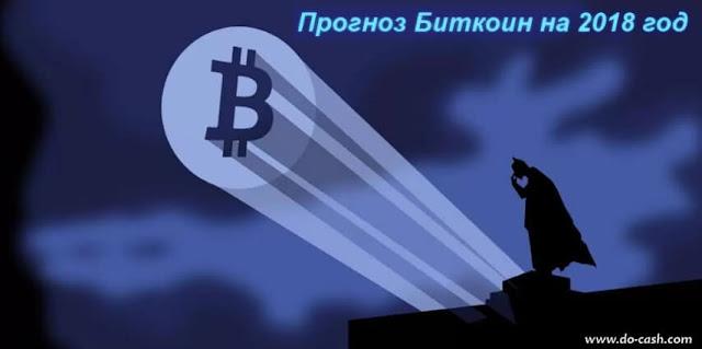 Прогноз биткоин