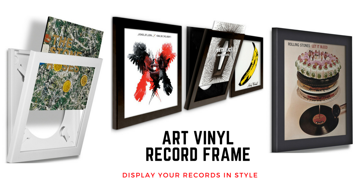 Mr Gift: FATHER\'S DAY GIFT OF THE DAY: Art Vinyl Flip Frame Record ...