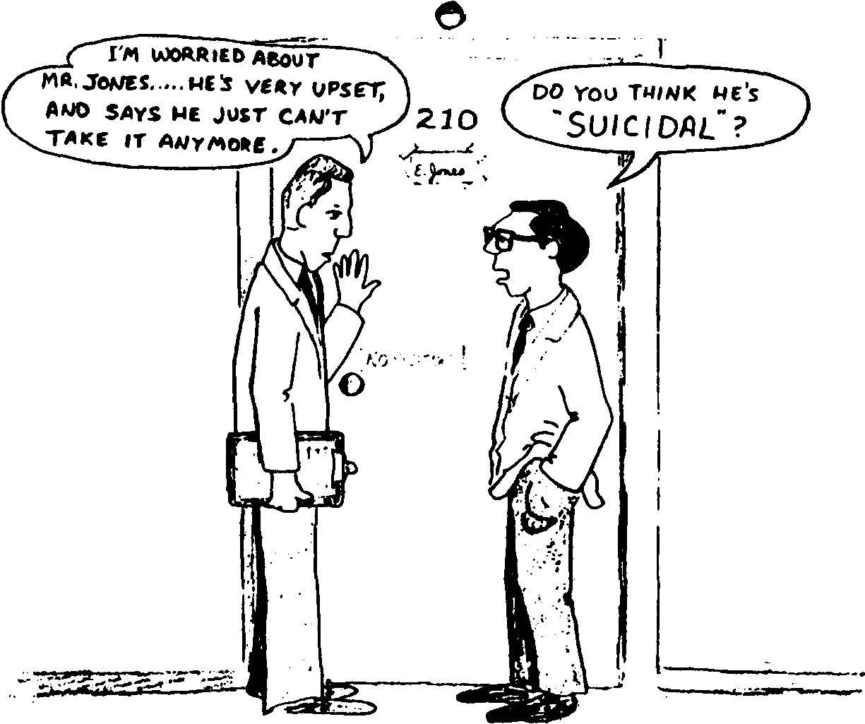 De todo un poco: CHAPTER 3. THE DEPRESSED AND SUICIDAL PATIENT
