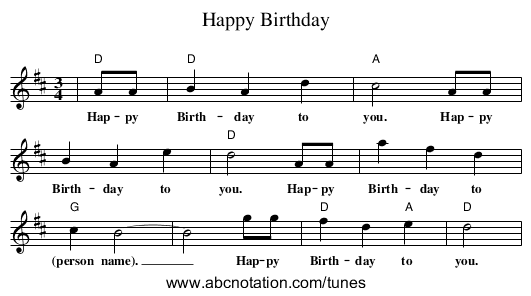 happy birthday letter notes for violin april 2014 thu tatuam siyin news 16141