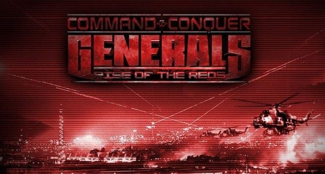 Command and Conquer Generals Rise of The Red Free Download