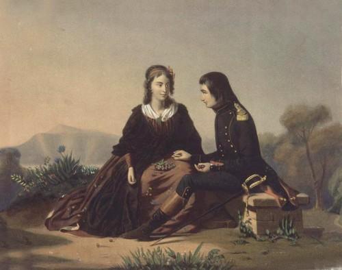 Στο φως το δαχτυλίδι της πρώτης μεγάλης αγάπης του Ναπολέοντα Βοναπάρτη