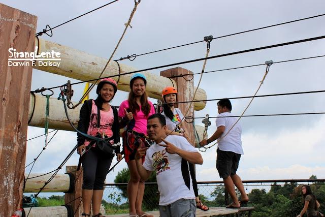 Zipline in Manila