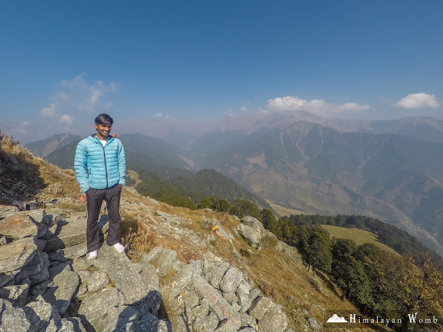 Hanumangarh Peak, Bir, Himachal Pradesh