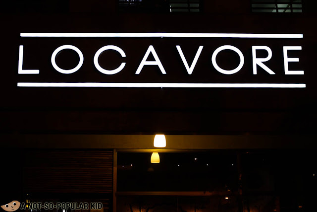 Locavore Filipino Restaurant