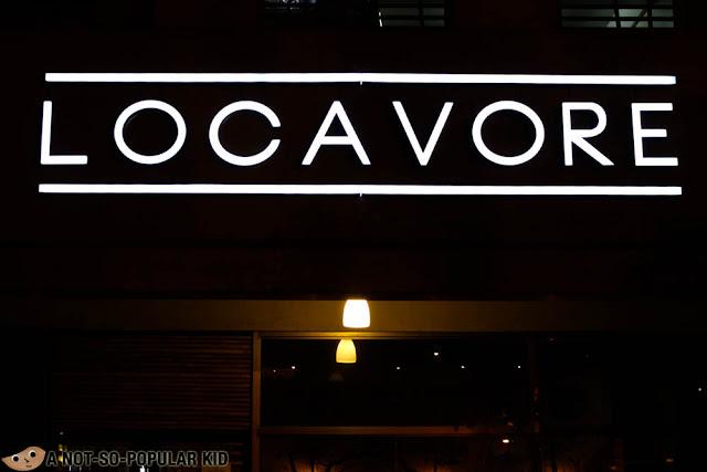 Locavore Filipino Restaurant