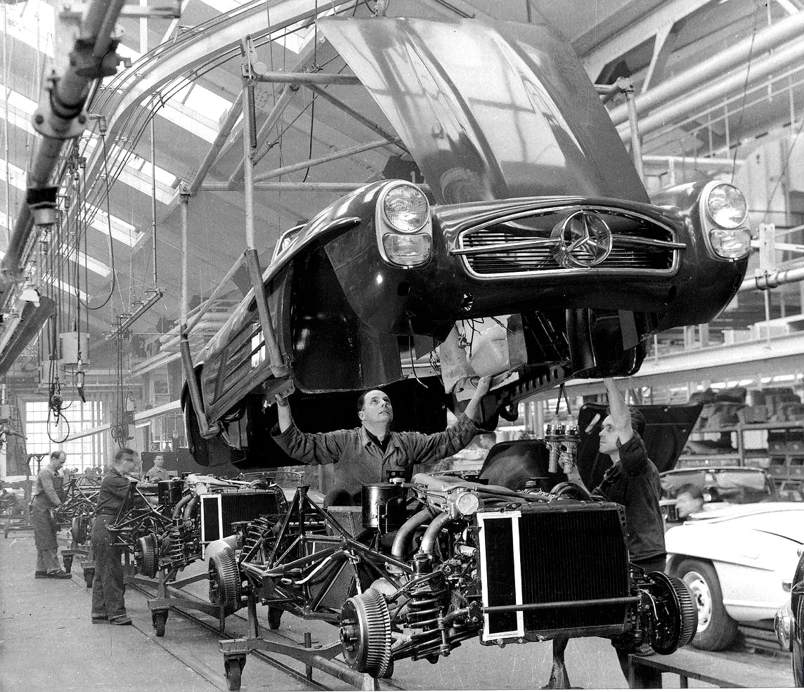 Carl Black Chevrolet >> Jake's Car World: All-New Mercedes-Benz SL Flagship Roadster
