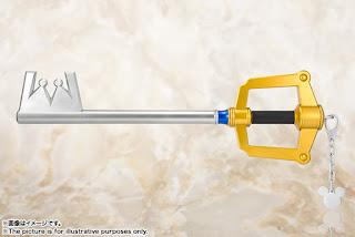 """primeras imágenes de la PROPLICA Keyblade de """"Kingdom Hearts"""" - Tamashii Nations"""