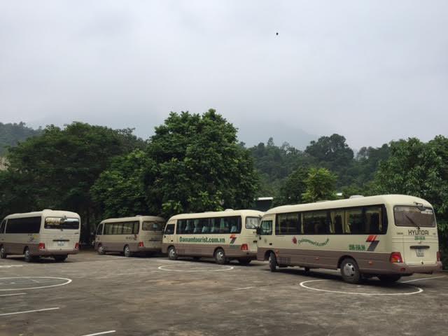 Đại Nam Cho thuê xe 29 chỗ tại hà nội