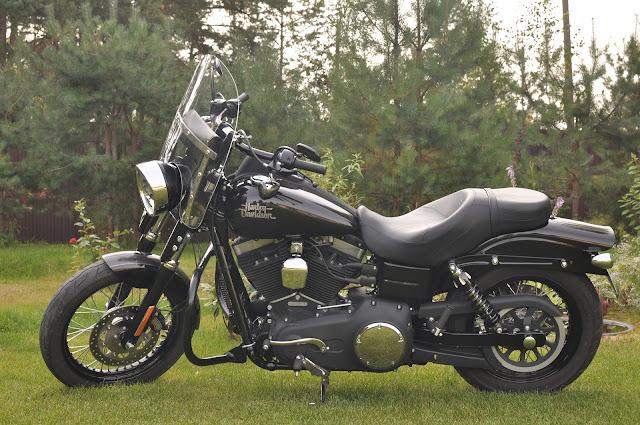 Garden photo of Harley Davidson Bike