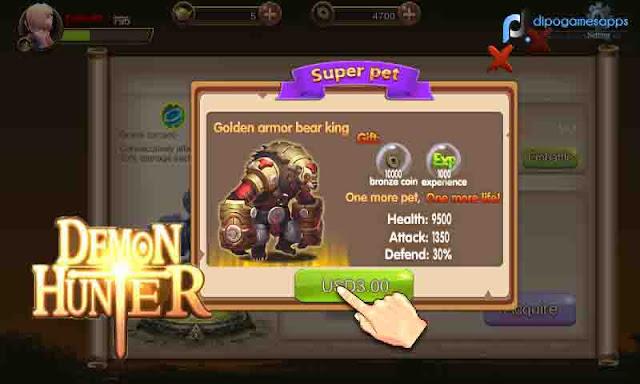 Download Demon Hunter MOD APK + OBB News Updated