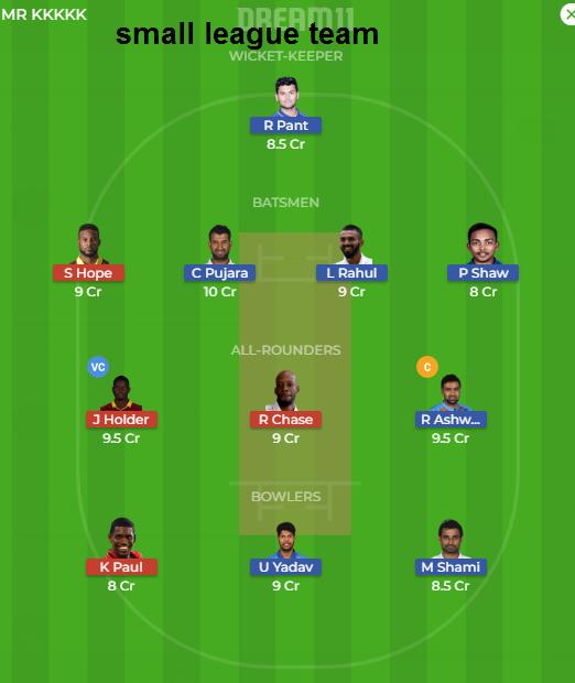 ndia vs West Indies 2018: Top fantasy cricket picks for the India vs West Indies 1st Test Dream11 team, IND VS WI DREAM11 PREDICTION 1ST TEST , INDIA VS WEST INDIES TEAM NEWS, PLAYING 11, India vs Windies 1st TEST Free Dream11 , IND VS WI DREAM11 TEAM 1ST TEST MATCH, , India vs Windies DREAM11 TEAM 1ST TEST MATCH,