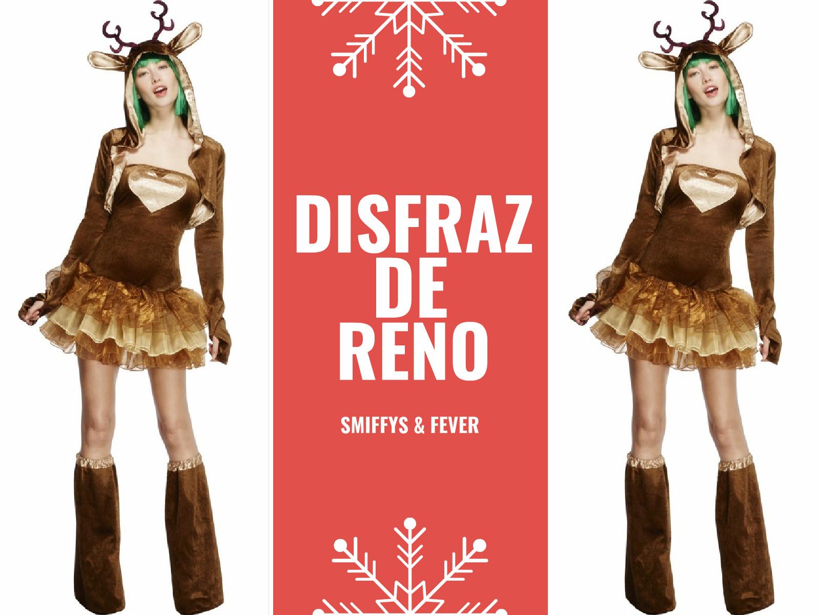 disfraz de reno by smiffys