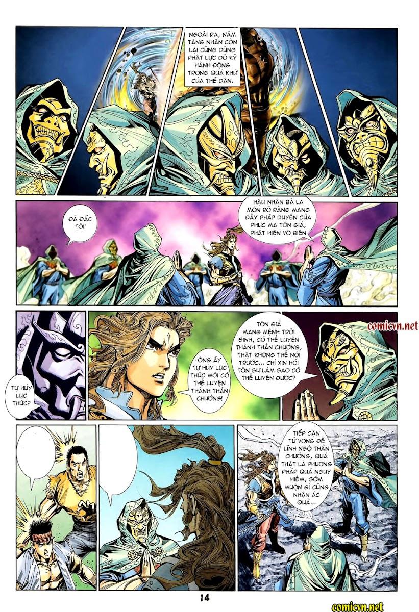 Đại Đường Uy Long chapter 93 trang 14