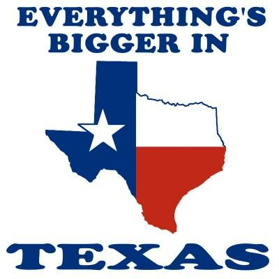 Home English Blog Everything Is Bigger In Texas