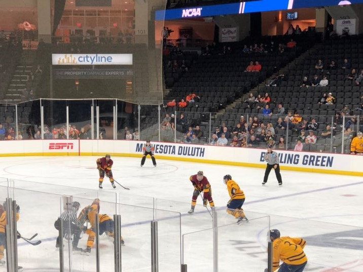 Bobcats Hockey Blog: March 2019