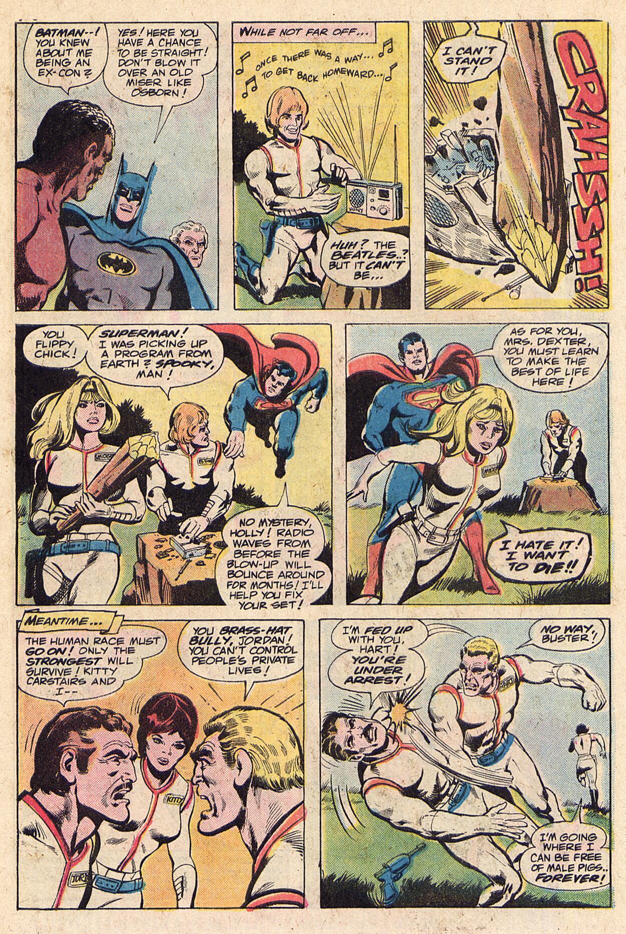 Read online World's Finest Comics comic -  Issue #241 - 12