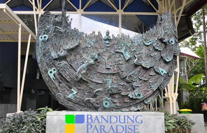 nuart sculpture bandung